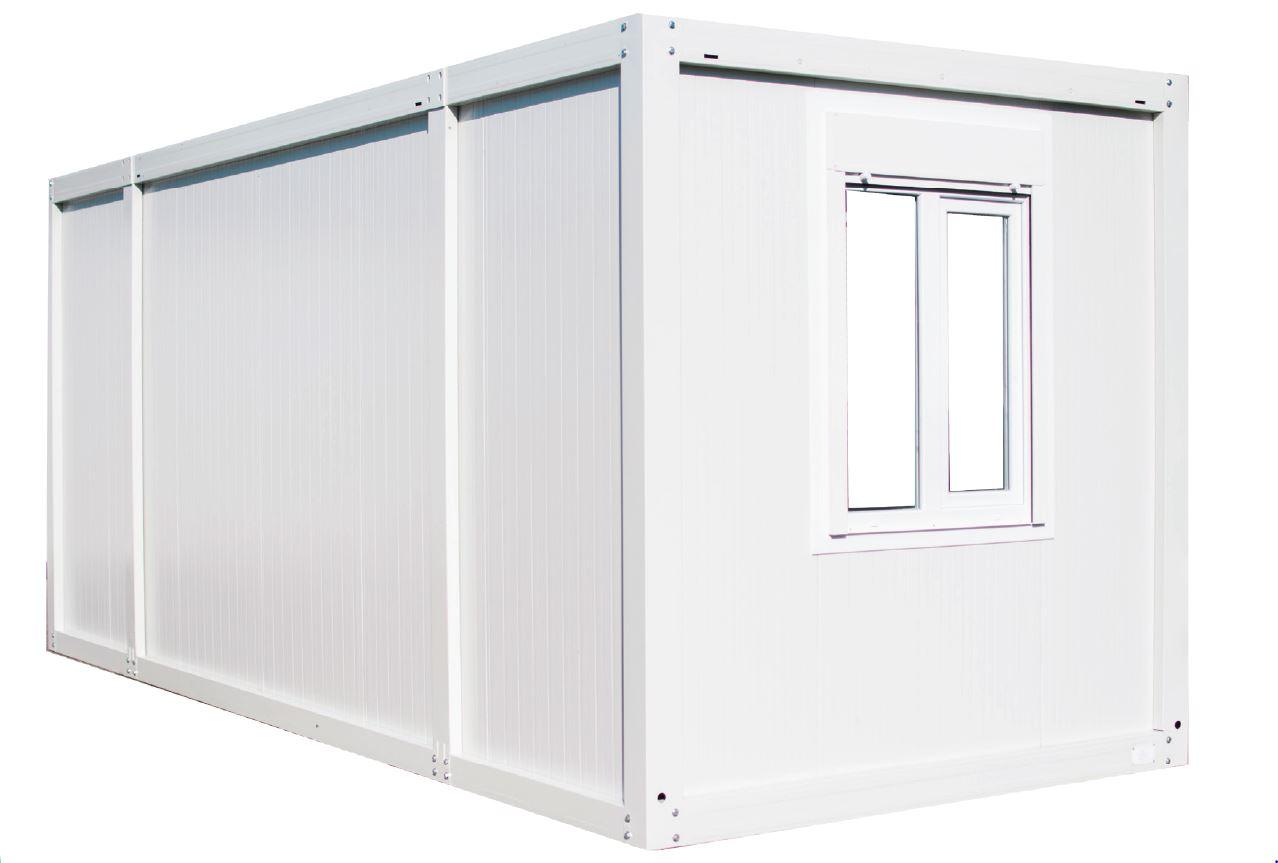 Construction modulaire base vie